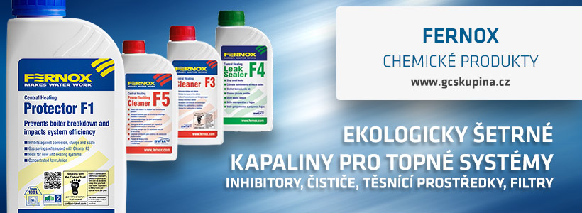 fernox chemické produkty