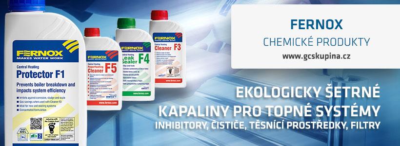 fernox chemické produkty protector f1