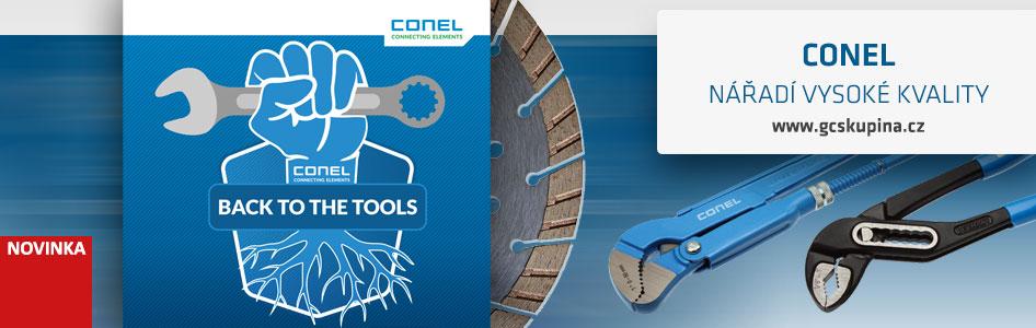 conel tools gcskupina