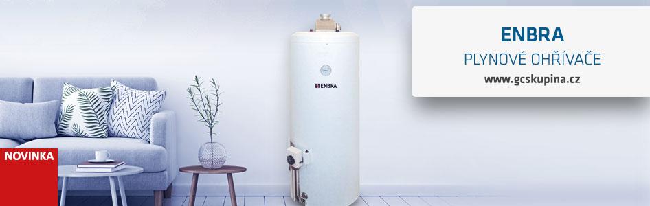 plynový ohřívač