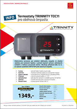 termostat trinnity toc11