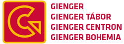 GIENGER spol. s r.o. Logo