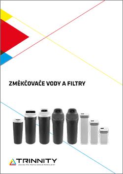 Změkčovače a filtry TRINNITY